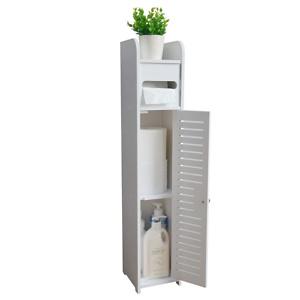 AOJEZOR 浴室带门储物角柜