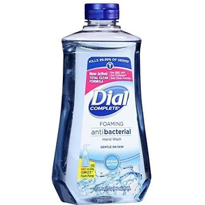Dial Complete Antibacterial Foaming Hand Soap Refill