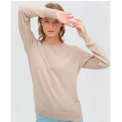 Grade A Basic Style Cashmere Sweater