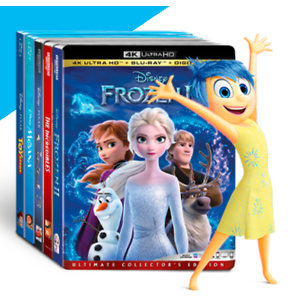 Disney Movie Club: Up to 50% OFF Collectors Items