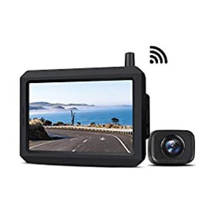 Wireless Backup Camera Kit with Digital Signal