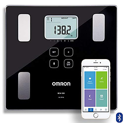 Omron Body Composition Monitor and Scale