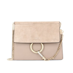 CHLOÉ Faye mini chain bag