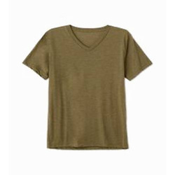 The Triblend V-Neck Tee