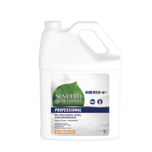 Seventh Generation Professional Liquid Hand Wash Soap Refill