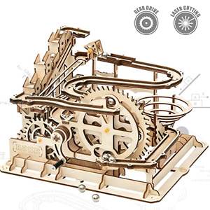 ROKR Mechanical 3D Wooden Puzzle Model Kit