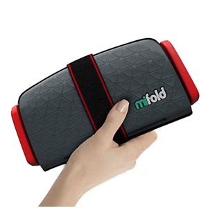mifold Original grab-and-go Car Booster Seat