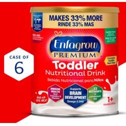 Enfagrow优质幼儿营养饮品