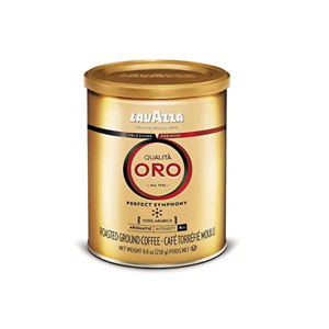 Lavazza Qualita Oro Ground Coffee Blend