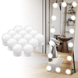 Led Vanity Mirror Lights Hollywood Style Vanity