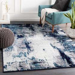 抽象聚酯地毯
