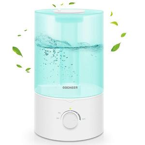 Humidifiers for Bedroom, Gocheer 3.5L Cool Mist Humidifier