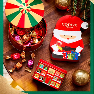Godiva: Up to 50% OFF on Select Items