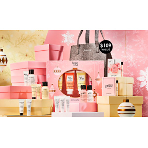 philosophy: A Free 20-Piece Perfect Gift Set + Tote Bag With Any $65 Purchase