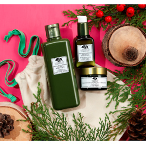 Origins: Free 5-Piece Mega-Mushroom Gift Set With $120 Purchase