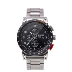 CR-01 - CHRONO WATCH WITH METAL BRACELET & MICRO ADJUSTMENT BUCKLE