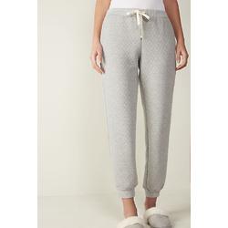 Matelasse Cuffed Pants