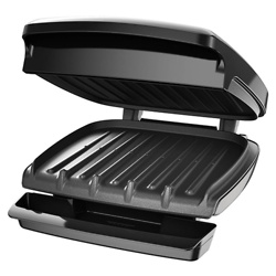 George Foreman Classic Plate Grill For 4 Servings