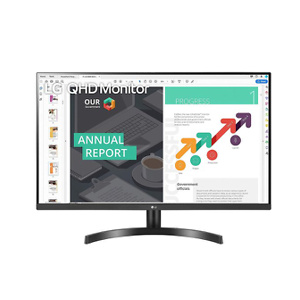 LG 32QN600-B 32-Inch QHD (2560 x 1440) IPS Monitor