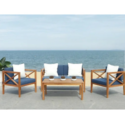Safavieh Outdoor Living Nunzio Natural