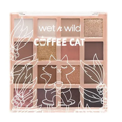 Coffee Cat Shadow Palette