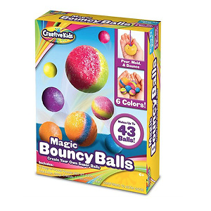 Creative Kids DIY Magic Bouncy Balls