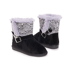 Muk Luks 女童款雪地靴