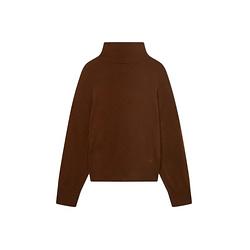高领羊毛衫