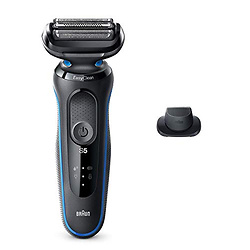 Braun Electric Razor for Men, Series 5 5018s Electric Shaver