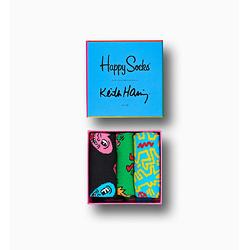 Keith Haring 3双礼盒套装