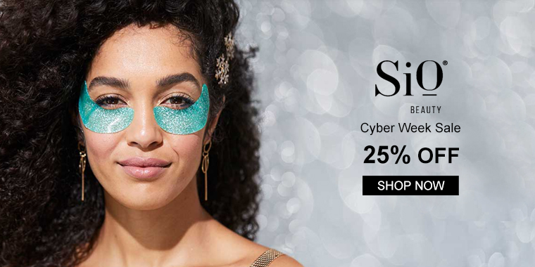 SiO Beauty: Cyber Week Sale! 25% OFF!