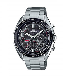 Casio Men's Edifice Quartz Stainless Steel Strap