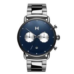 黑顶腕表-天文蓝