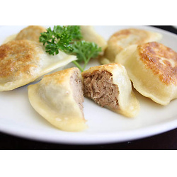 Beef Pierogi
