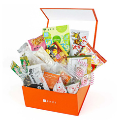 Bokksu Japanese Snack Box billed every 12 months