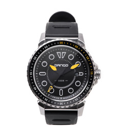 DV-01 - DIVE WATCH WITH SILICONE SPORT STRAP