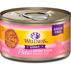 无谷物罐装猫粮