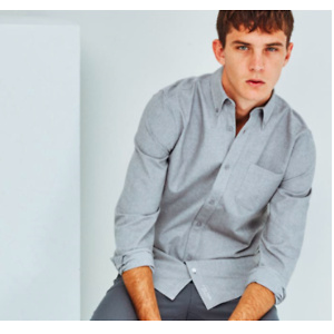 The Menlo Club: $49 First Package For Henley Shirt, Button Down Shirt, T-Shirt and Pants