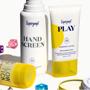 Supergoop: 10% OFF Your First Order with Sign Up
