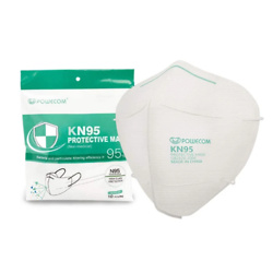 CDC Tested Powecom 99% Filtration KN95 Respirator Face Masks (60 packs)
