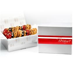 Just Because Gift Box – 2 Dozen Gourmet Cookies