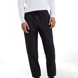 Fleece Back Pants