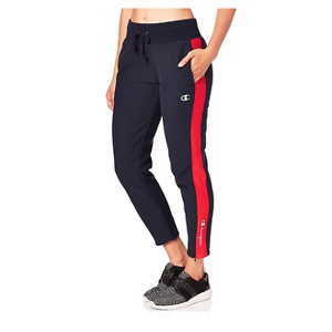 Champion LIFE Women's Reverse Weave Colorblock Slim Pant