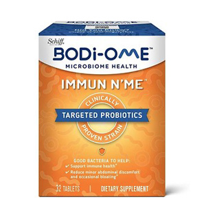 Probiotic Capsules For Immune and Microbiome Health*