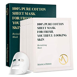 Madeca Derma 10 Pack Revitalizing Mask