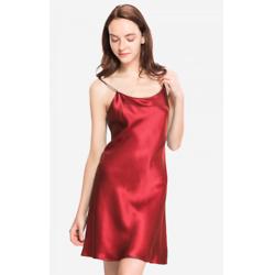 丝绸吊带衬裙