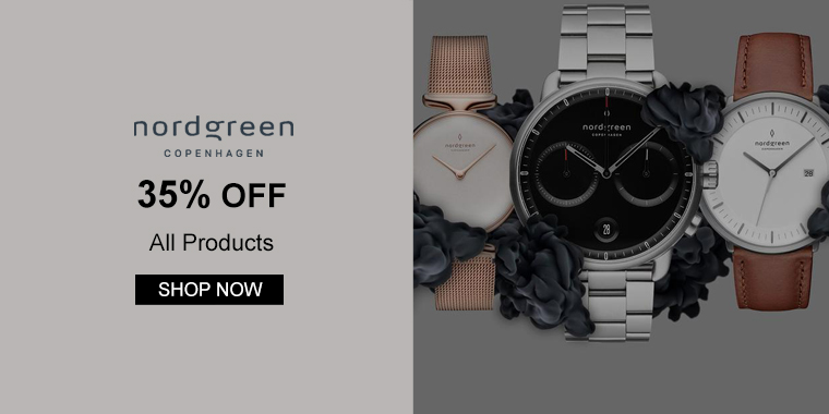 Nordgreen US: 35% OFF All Products