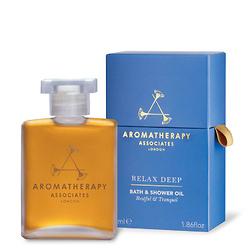 Aromatherapy Associates Deep Relax Bath & Shower Oil 1.8oz