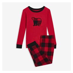 男童两件套睡衣