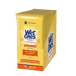 Wet Ones杀菌擦手纸